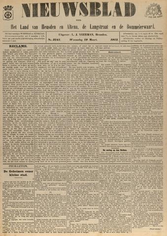 Nieuwsblad het land van Heusden en Altena de Langstraat en de Bommelerwaard 1913-03-19
