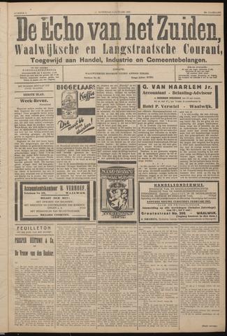Echo van het Zuiden 1927-01-08