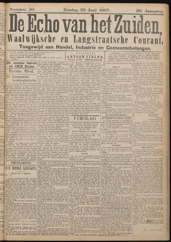 Echo van het Zuiden 1907-06-23
