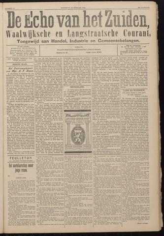 Echo van het Zuiden 1925-02-25