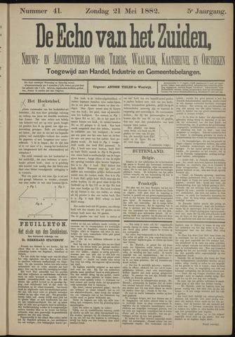 Echo van het Zuiden 1882-05-21