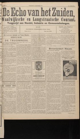 Echo van het Zuiden 1936-09-16