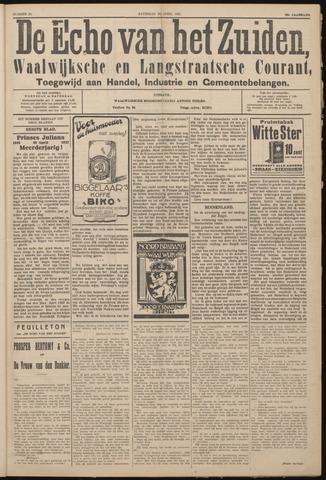 Echo van het Zuiden 1927-04-30