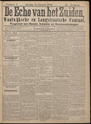 Echo van het Zuiden 1902-01-12
