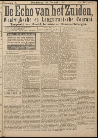 Echo van het Zuiden 1905-01-26