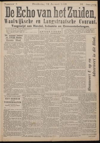 Echo van het Zuiden 1909-01-14