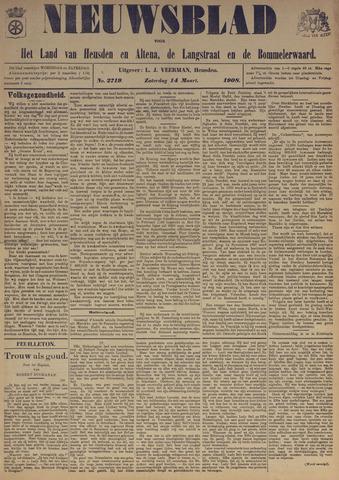 Nieuwsblad het land van Heusden en Altena de Langstraat en de Bommelerwaard 1908-03-14