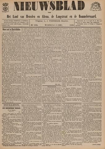 Nieuwsblad het land van Heusden en Altena de Langstraat en de Bommelerwaard 1899-12-06