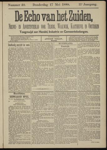 Echo van het Zuiden 1888-05-17