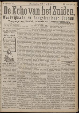 Echo van het Zuiden 1909-04-29