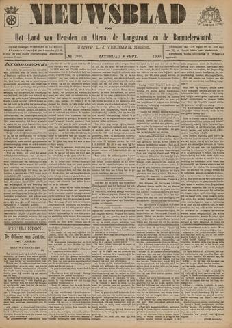 Nieuwsblad het land van Heusden en Altena de Langstraat en de Bommelerwaard 1900-09-08
