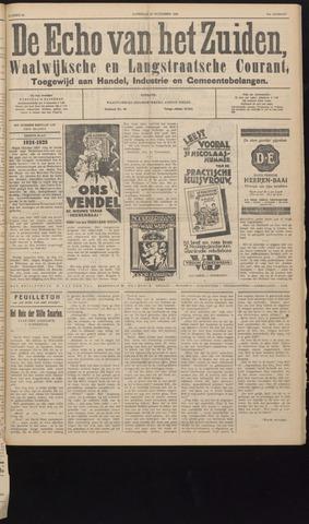 Echo van het Zuiden 1928-11-23