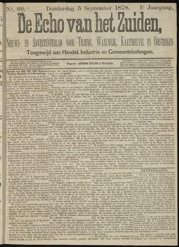Echo van het Zuiden 1878-09-05