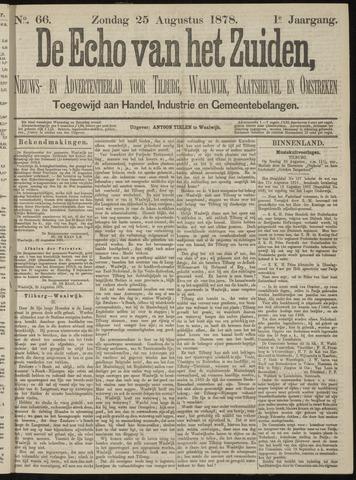 Echo van het Zuiden 1878-08-25
