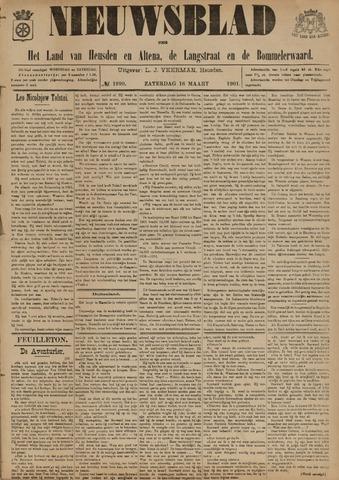 Nieuwsblad het land van Heusden en Altena de Langstraat en de Bommelerwaard 1901-03-16