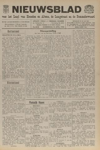 Nieuwsblad het land van Heusden en Altena de Langstraat en de Bommelerwaard 1948-04-15