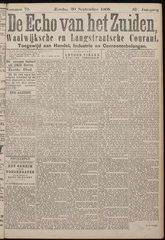 Echo van het Zuiden 1908-09-20