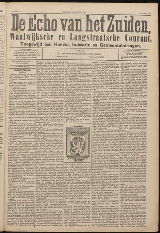 Echo van het Zuiden 1926-11-03