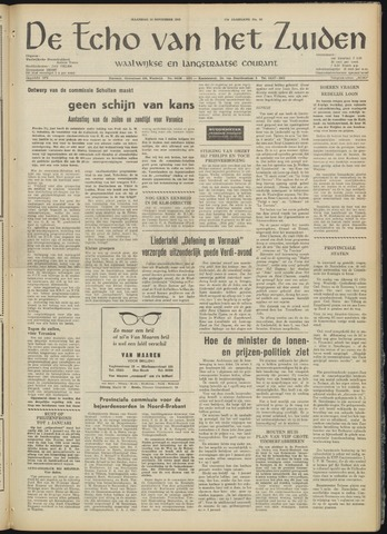 Echo van het Zuiden 1963-11-18