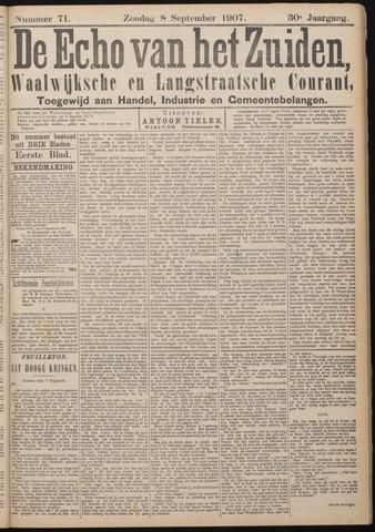 Echo van het Zuiden 1907-09-08