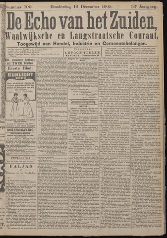 Echo van het Zuiden 1909-12-16