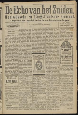 Echo van het Zuiden 1924-10-25