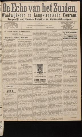 Echo van het Zuiden 1937-10-06