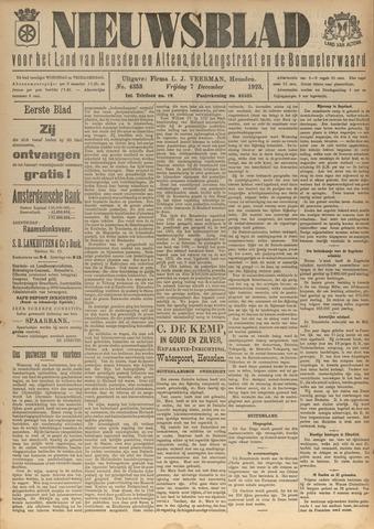 Nieuwsblad het land van Heusden en Altena de Langstraat en de Bommelerwaard 1923-12-07