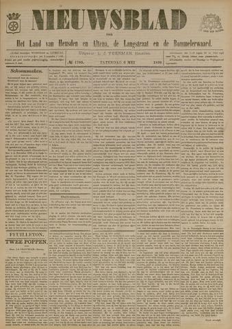 Nieuwsblad het land van Heusden en Altena de Langstraat en de Bommelerwaard 1899-05-06