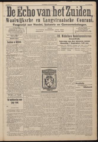 Echo van het Zuiden 1925-08-29