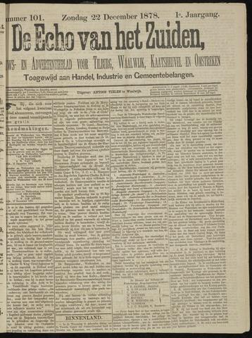 Echo van het Zuiden 1878-12-22