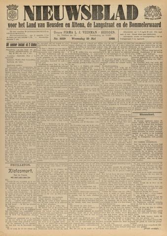 Nieuwsblad het land van Heusden en Altena de Langstraat en de Bommelerwaard 1932-05-25