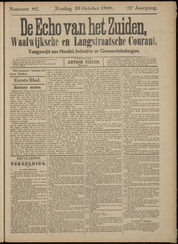 Echo van het Zuiden 1898-10-16