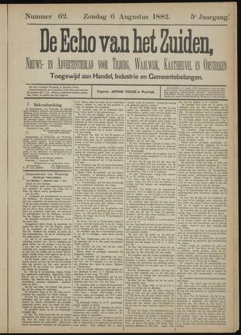 Echo van het Zuiden 1882-08-06