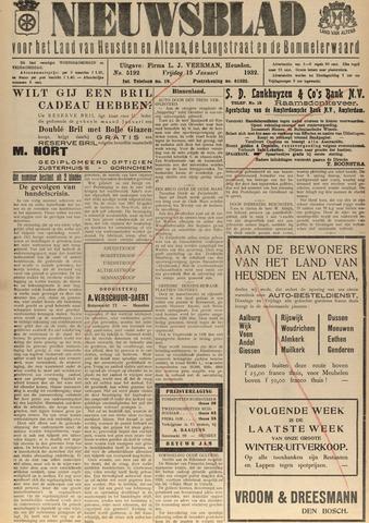 Nieuwsblad het land van Heusden en Altena de Langstraat en de Bommelerwaard 1932-01-15