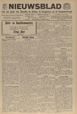 Nieuwsblad het land van Heusden en Altena de Langstraat en de Bommelerwaard 1948-01-29