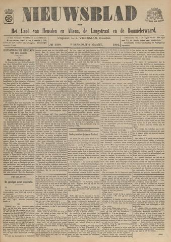 Nieuwsblad het land van Heusden en Altena de Langstraat en de Bommelerwaard 1904-03-02