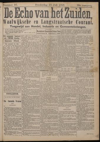 Echo van het Zuiden 1915-07-15
