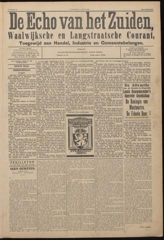 Echo van het Zuiden 1926-07-07