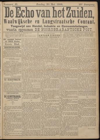 Echo van het Zuiden 1906-05-20