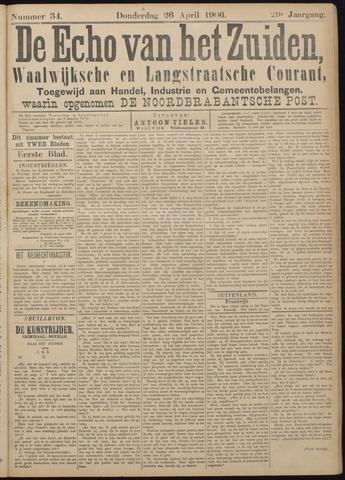Echo van het Zuiden 1906-04-26