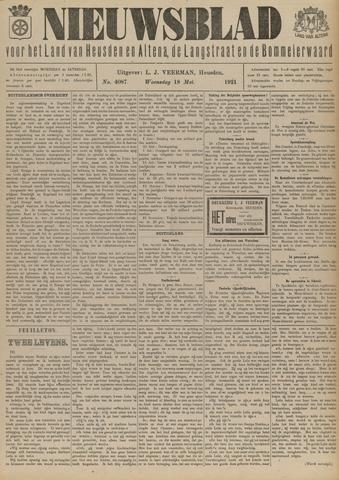 Nieuwsblad het land van Heusden en Altena de Langstraat en de Bommelerwaard 1921-05-18