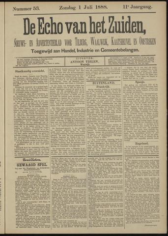 Echo van het Zuiden 1888-07-01