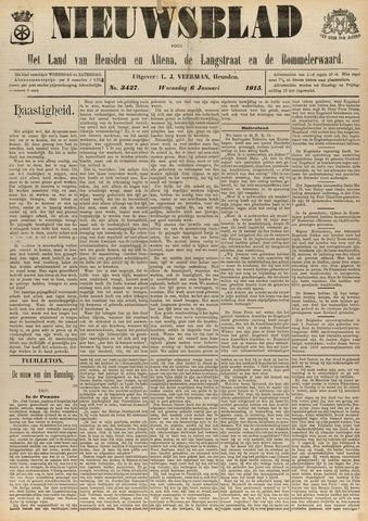 Nieuwsblad het land van Heusden en Altena de Langstraat en de Bommelerwaard 1915-01-06