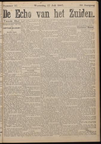 Echo van het Zuiden 1907-07-17