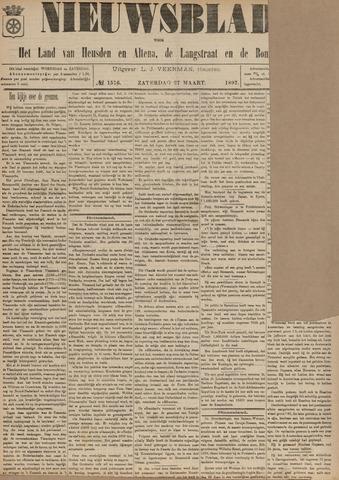 Nieuwsblad het land van Heusden en Altena de Langstraat en de Bommelerwaard 1897-03-27