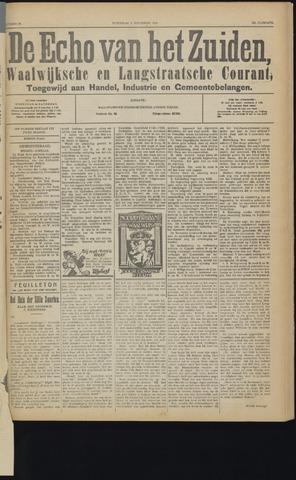 Echo van het Zuiden 1929-11-06
