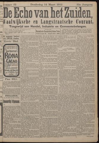 Echo van het Zuiden 1912-03-14