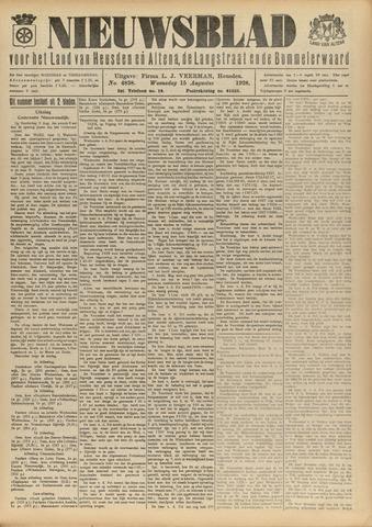 Nieuwsblad het land van Heusden en Altena de Langstraat en de Bommelerwaard 1928-08-15