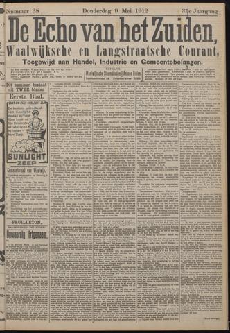 Echo van het Zuiden 1912-05-09